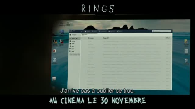 Bande-annonce VOST : Rings