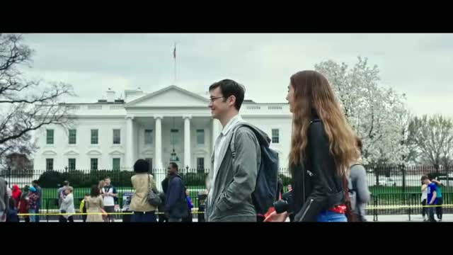 Bande-annonce : Snowden