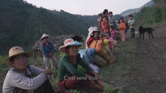 Ta'ang - Un peuple en exil, entre Chine et Birmanie : Wang Yang