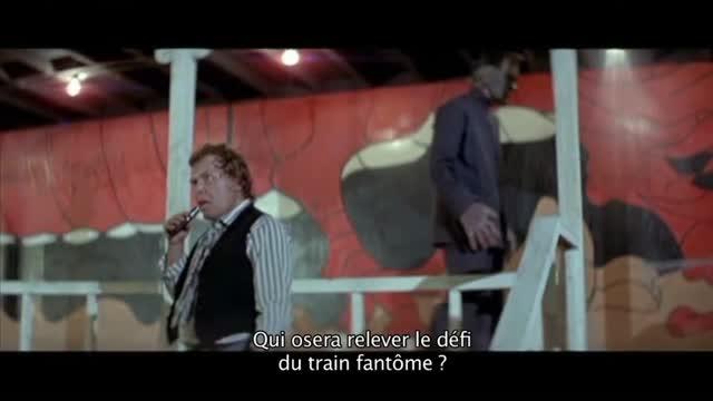 Bande-annonce VOST : Massacres dans le train fantôme