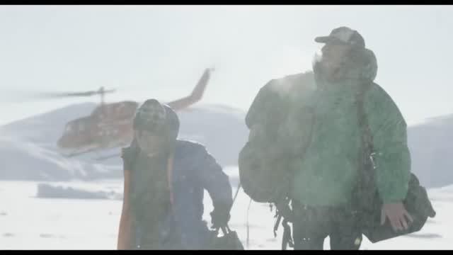 Le Voyage au Groenland : Nicolas Trabaud