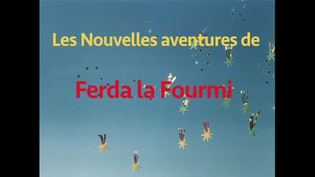 Bande-annonce : Les Nouvelles Aventures de Ferda la Fourmi