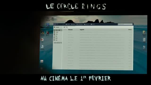 Bande-annonce : Le Cercle - Rings