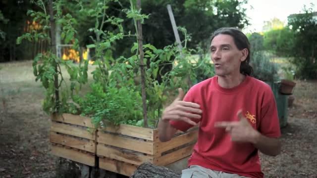 L'Éveil de la Permaculture : Toni di Rocco