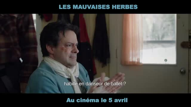 Les Mauvaises Herbes : Gilles Renaud