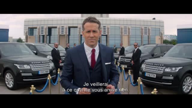 Bande-annonce VOST : Hitman & Bodyguard