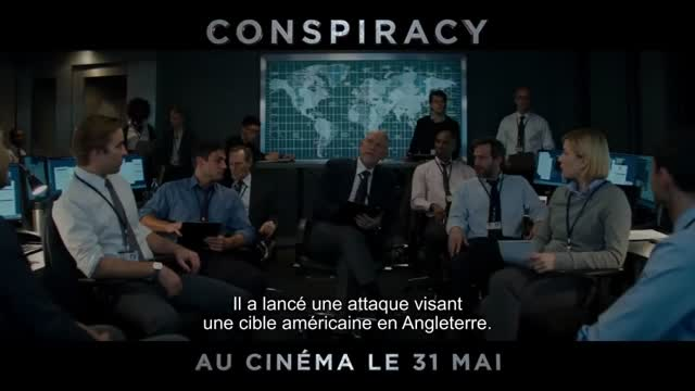 Bande-annonce VOST : Conspiracy