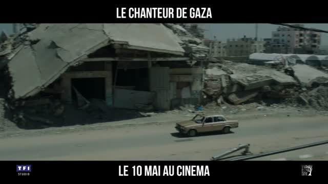 Le Chanteur de Gaza : Rula Nasser