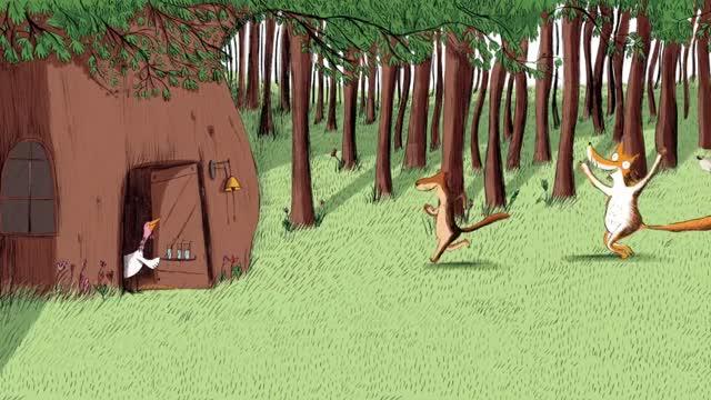 Bande-annonce : La cabane à histoires