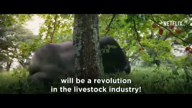 Bande-annonce VO : Okja