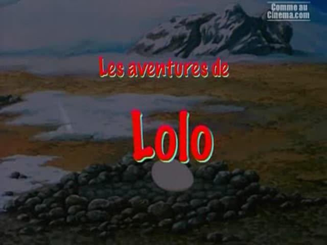 Les Aventures de Lolo : Masahito Maruyama