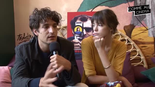 Interview de Louis Garrel et Stacy Martin : Le Redoutable