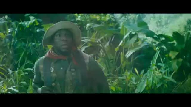 Bande-annonce : Jumanji : Bienvenue dans la Jungle