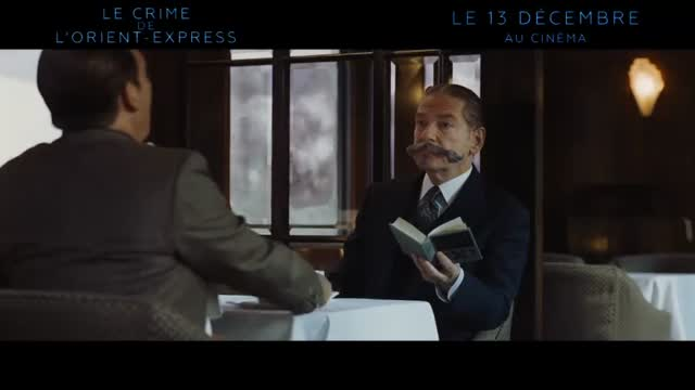 Le Crime de l'Orient Express : Agatha Christie