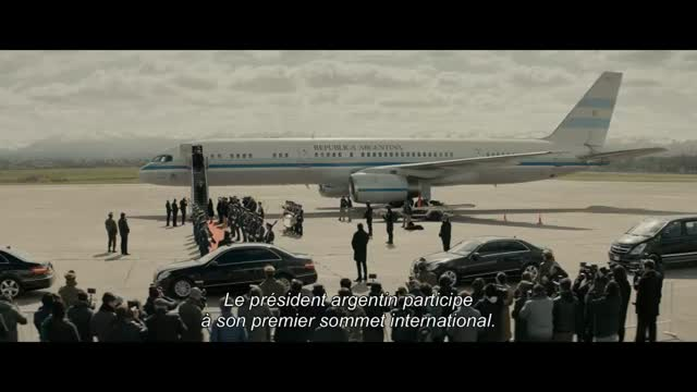 El Presidente : Micaela Saiegh