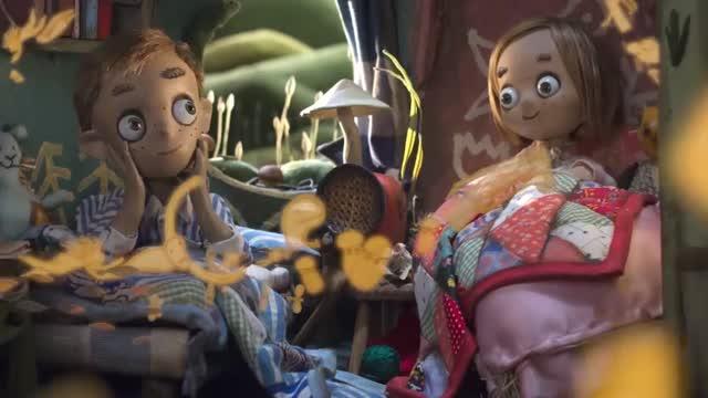 Bande-annonce : L'étrange forêt de Bert et Joséphine