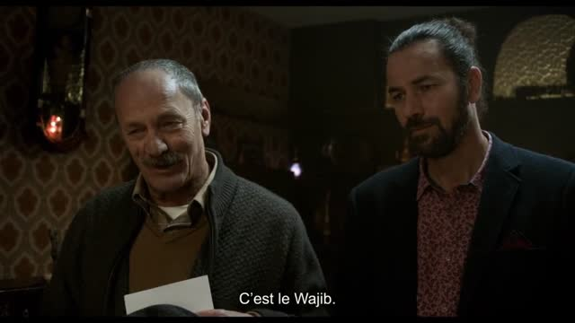 Wajib, l'invitation au mariage : Jacques Comets