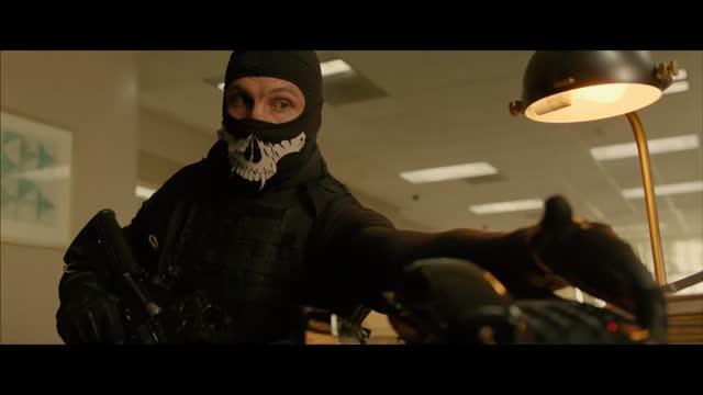 Criminal Squad : Joel Cox