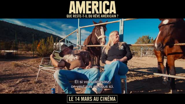 Bande-annonce VOST : America