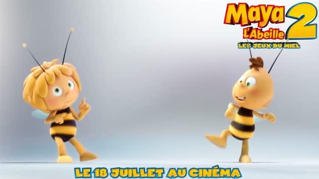 Teaser : Maya l'Abeille 2 : les jeux du miel