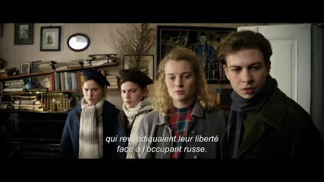La Révolution silencieuse : Judith Engel