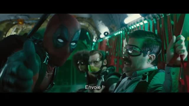 Bande-annonce VOST : Deadpool 2