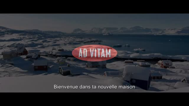 Une année polaire : Thomasine Jonathansen