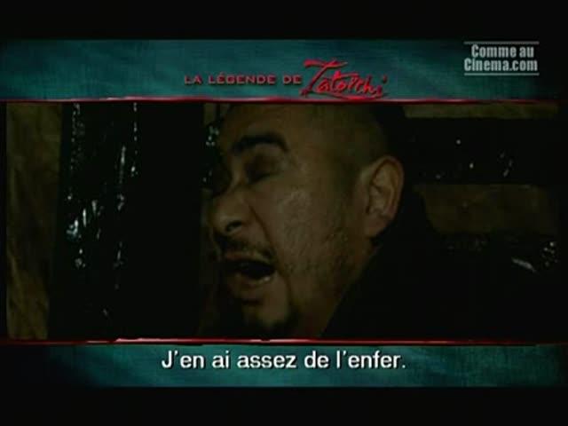 La légende de Zatôichi : la blessure : Asao Koike