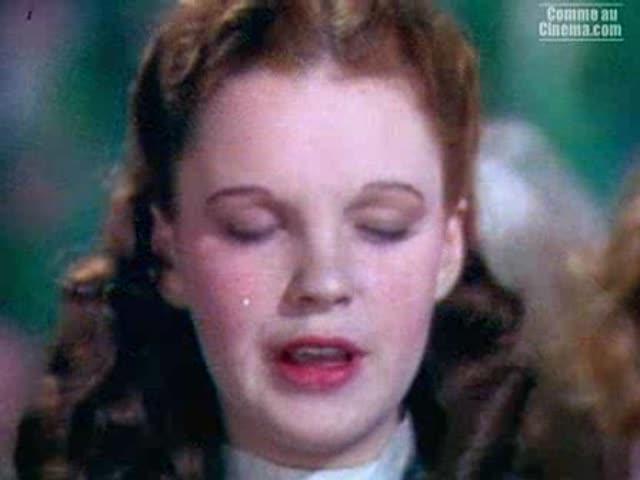 Le magicien d'oz : Judy Garland