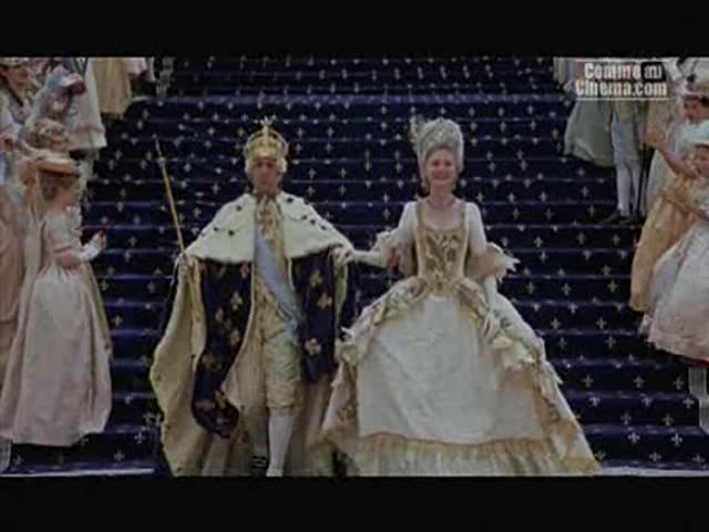 Bande Annonce : Marie-Antoinette