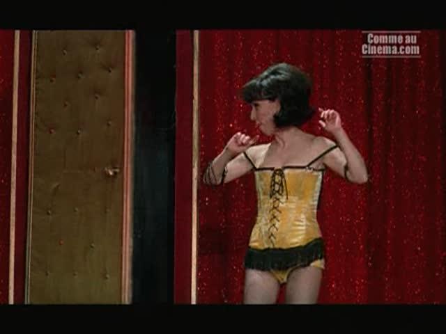 Cabaret Paradis : Christine Rochard
