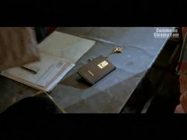 Bande Annonce : Black Book