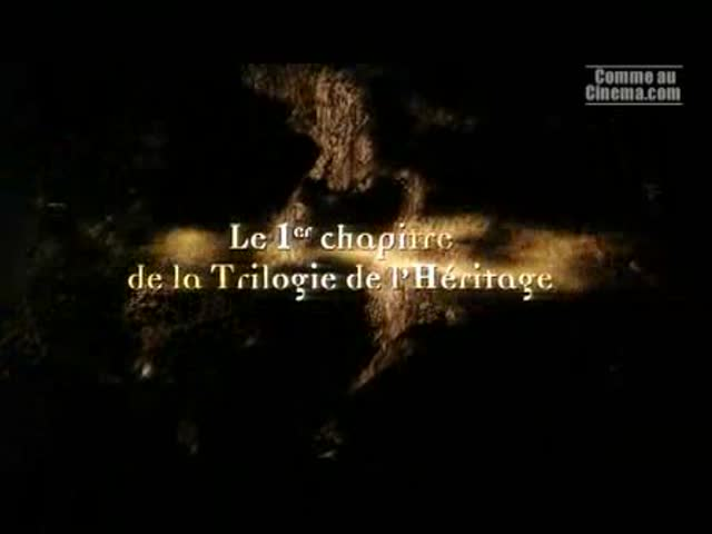 Eragon : Andy Armstrong (ll)
