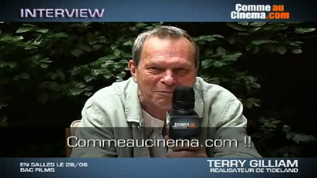 Notre interview de Terry Gilliam ! : Tideland