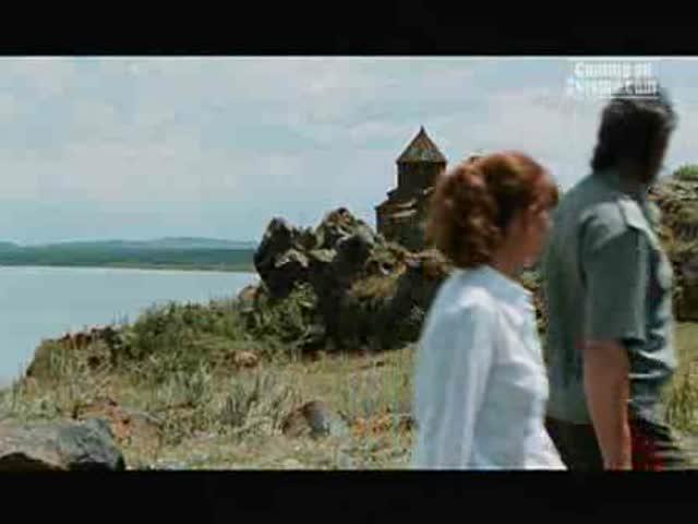 Le voyage en Arménie : Roman Avinian