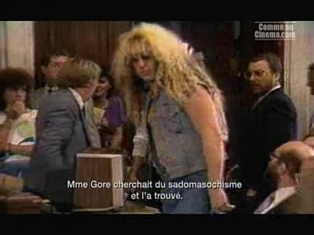 Metal : voyage au cœur de la bête : Angela Gossow