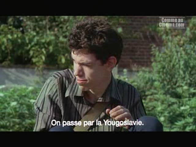 Comment J'Ai Fêté La Fin Du Monde : Jean Constantin (l)