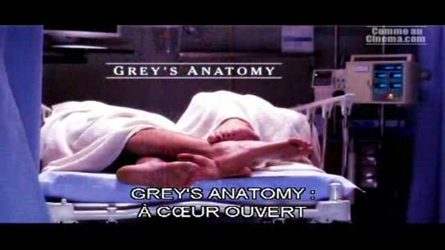G�n�rique : Grey'S Anatomy - Saison 1