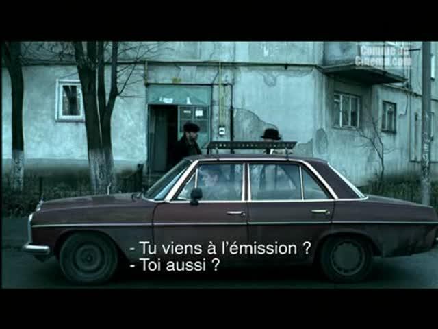 12:08 A l'Est de Bucarest : Daniel Raduta