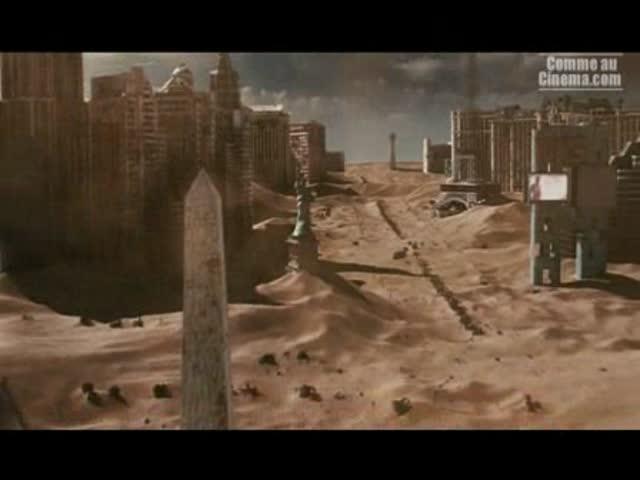 Resident Evil : Extinction : Ashanti
