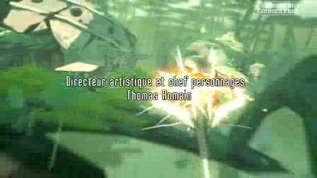 Générique : Oban Star-Racers