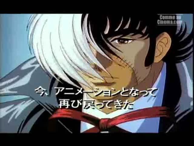 Black Jack - Volume 1 et 2 : Osamu Dezaki