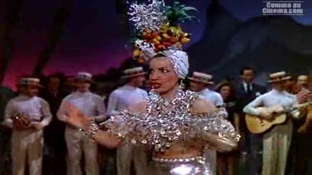 Une Nuit à Rio : Carmen Miranda