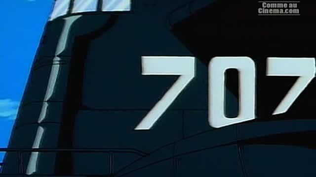 DEEP SEA : MISSION MOO SUBMARINE 707 : Teruo Kigure
