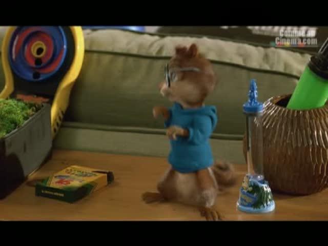 Alvin et les Chipmunks : David Macmillian