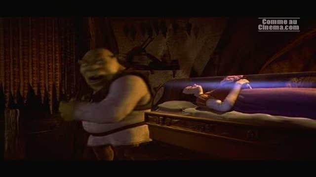 bande-annonce VOST : Shrek