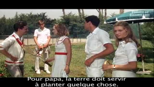 Le Jardin des Finzi Contini : Manuel De Sica