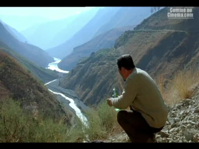 Le dernier voyage du juge Feng : Harrison Zhang