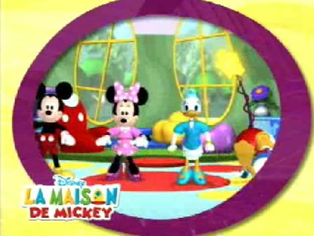 Bande Annonce : La Maison de Mickey