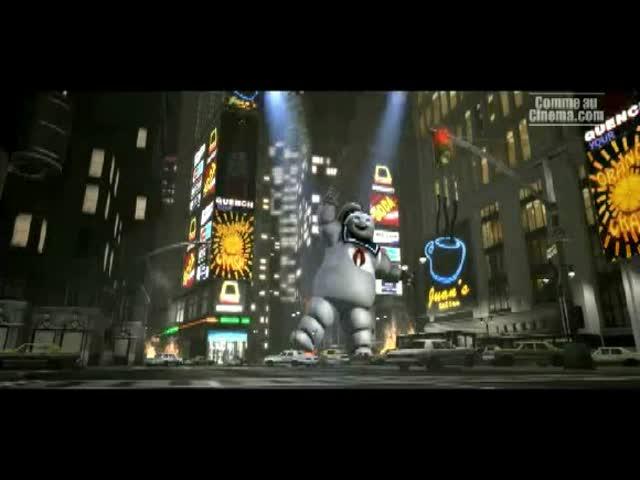 SOS Fantômes, le jeu vidéo : William Atherton